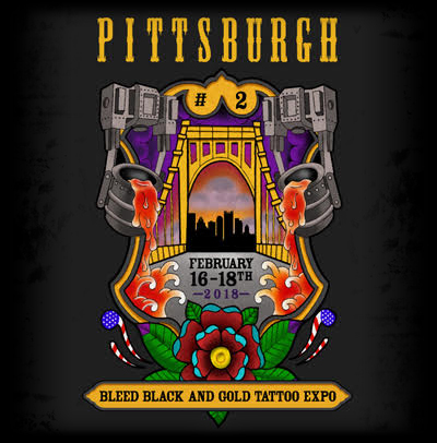 Pittsburgh Tattoo Expo